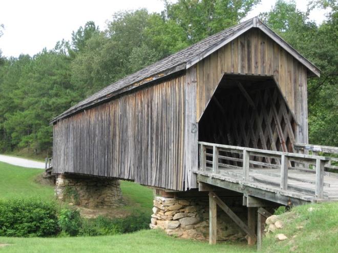Covered Bridge, Thomaston, GA