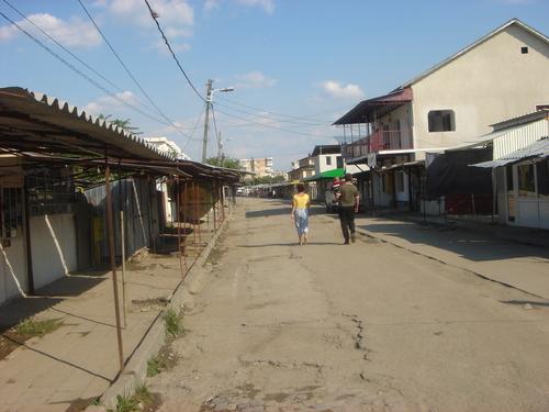 Depressing Street