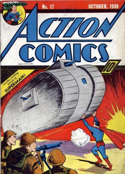 Action Comics 17