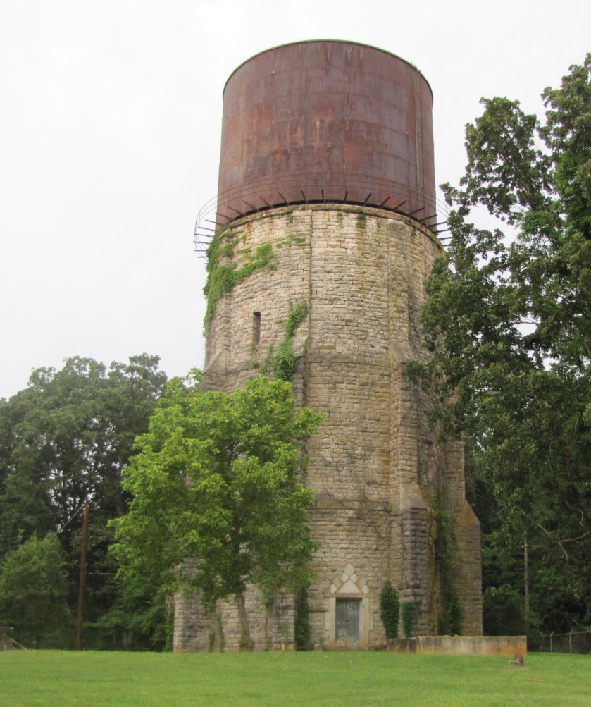 The Florence Water Tower