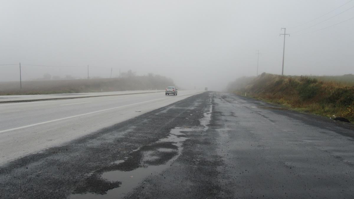The Fog, The Rain andYou