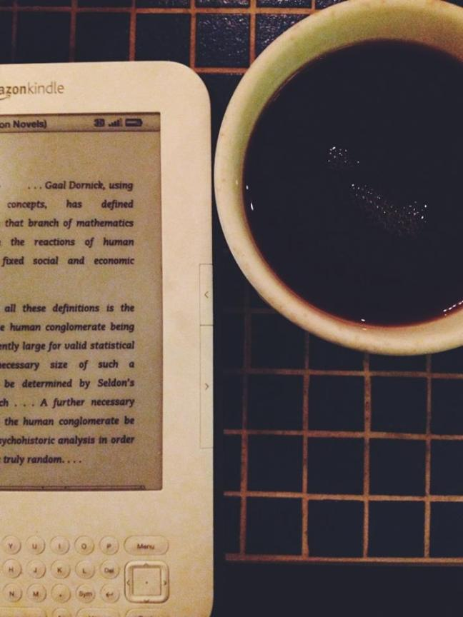 Foundation Trilogy and Coffee