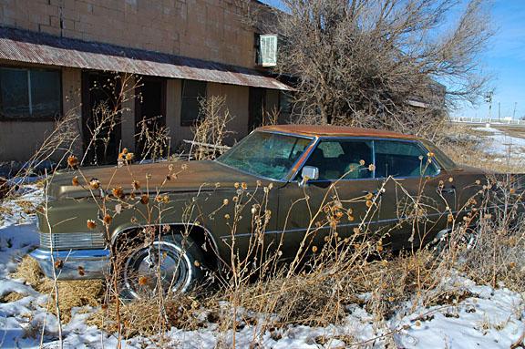 Forgotten Cadillac