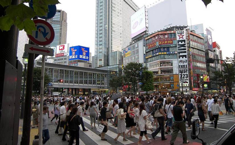 Japan Journey #5 –Chaos