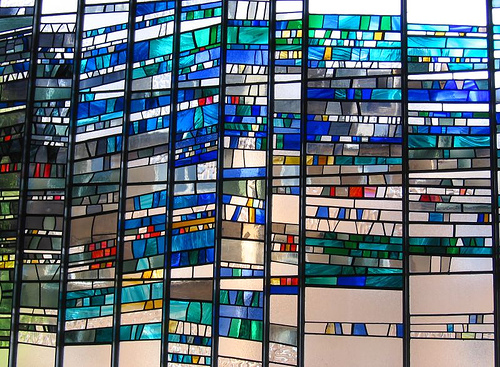 Scottish-Modern-Stained-Glass
