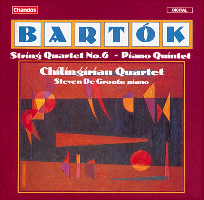 Bartok String Quartet 6