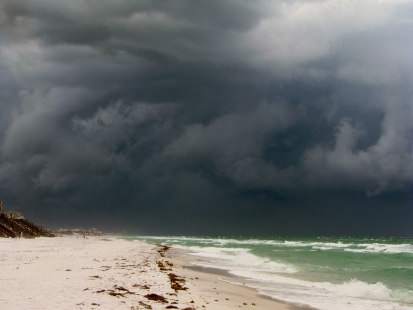 Blue Mountain Florida - Storm Coming