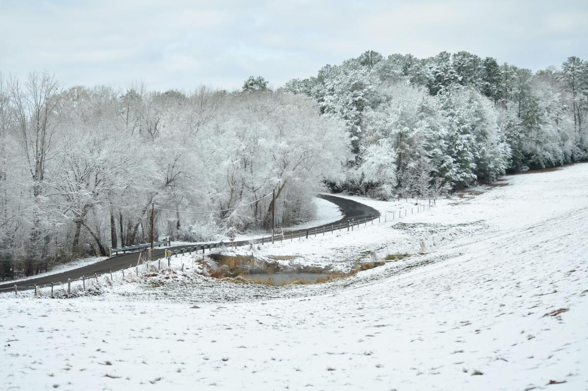 Texas December