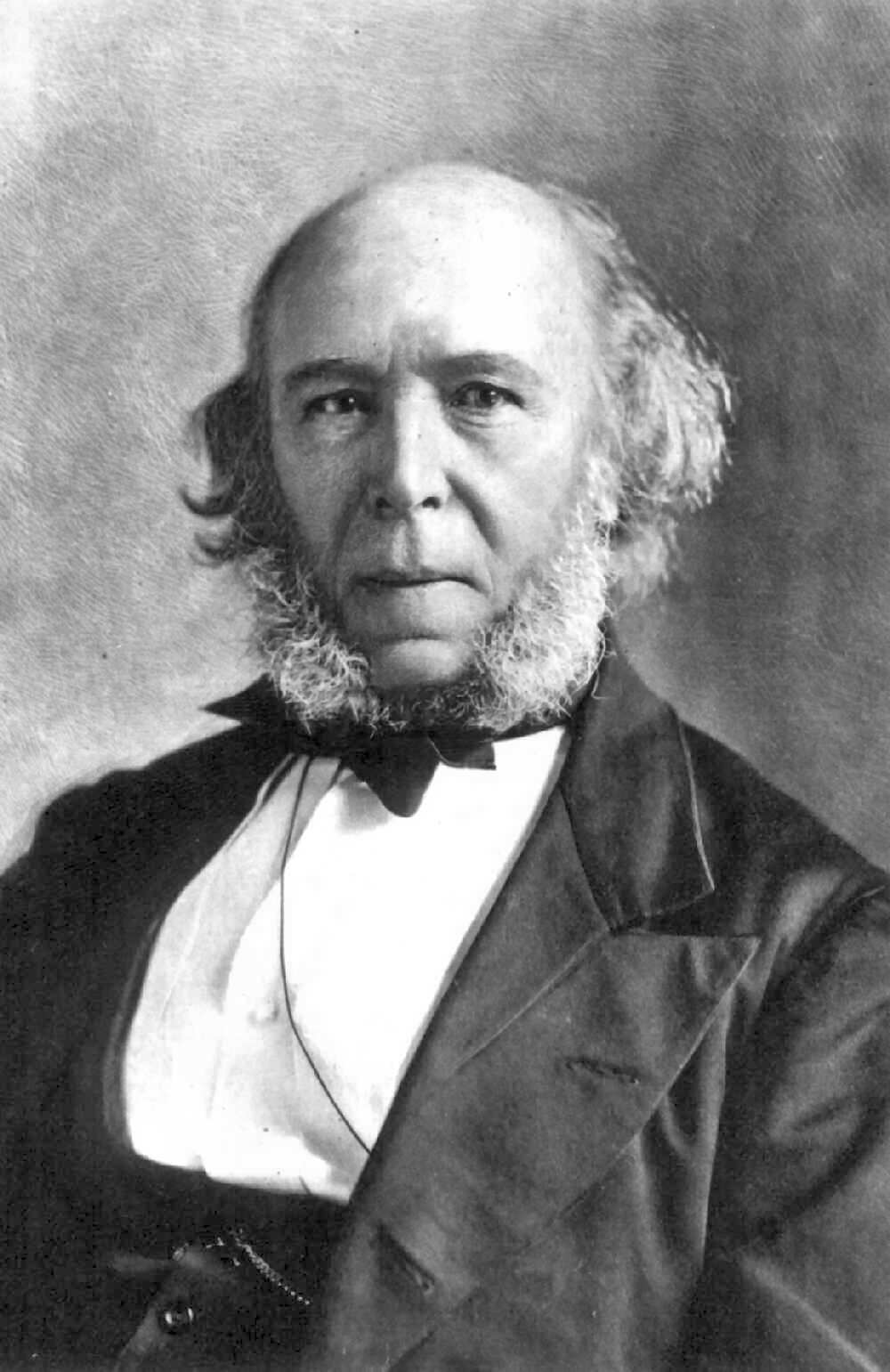 Inappropriate Poetic Subjects #9 – Herbert Spencer's Sideburns