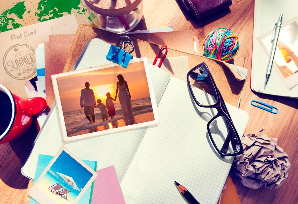 My Desk Photos
