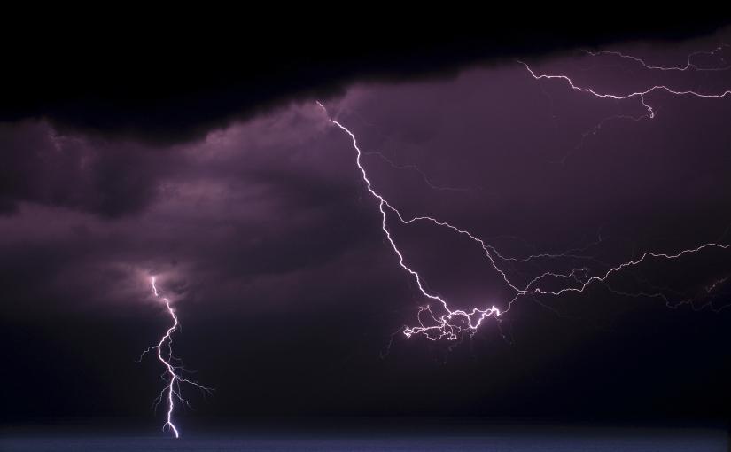 Lightning On TheLake