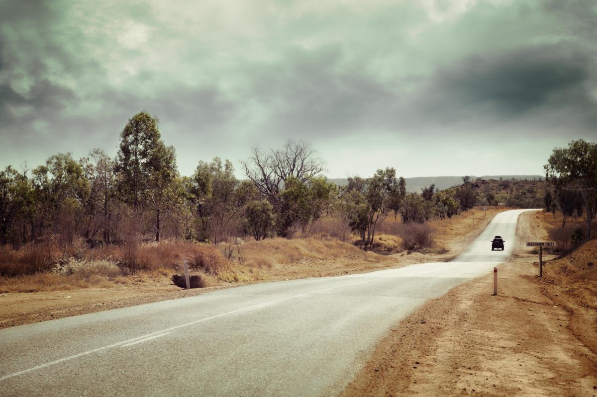 The Road to TelegraphCreek