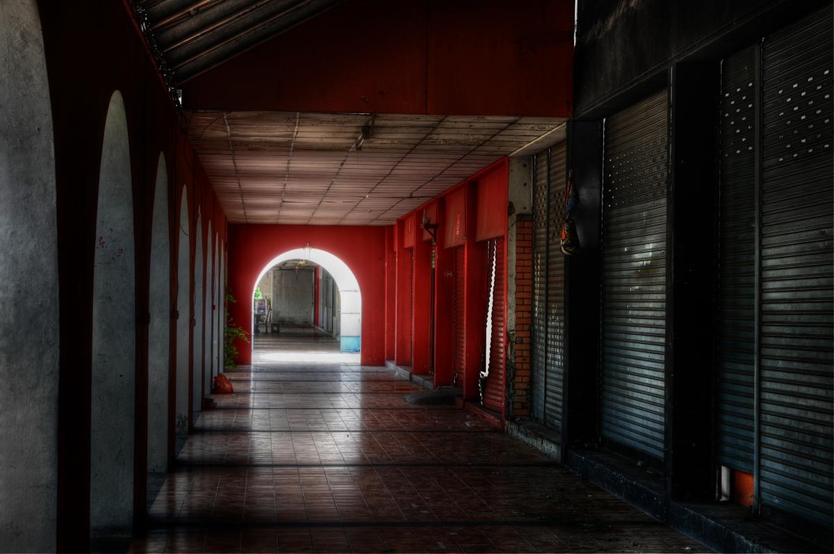 Hallways : RedArch