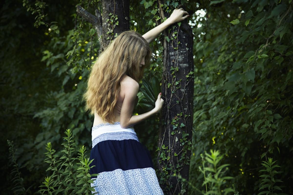 in garden whispers