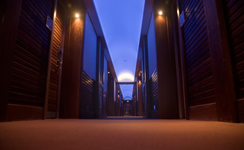 Hallways : LuxuryHotel