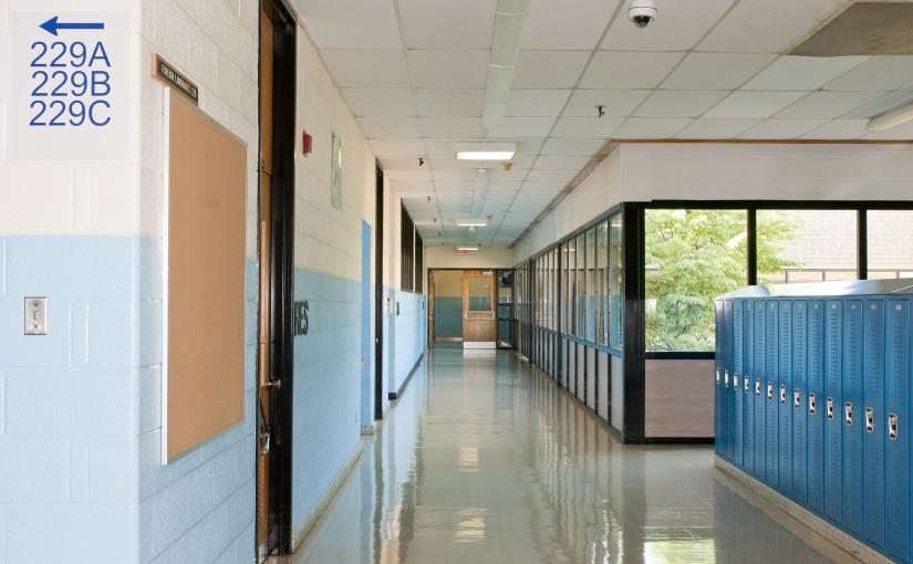Hallways : HighSchool