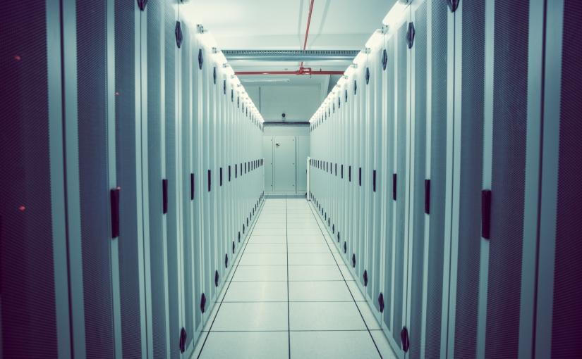Hallways : servers