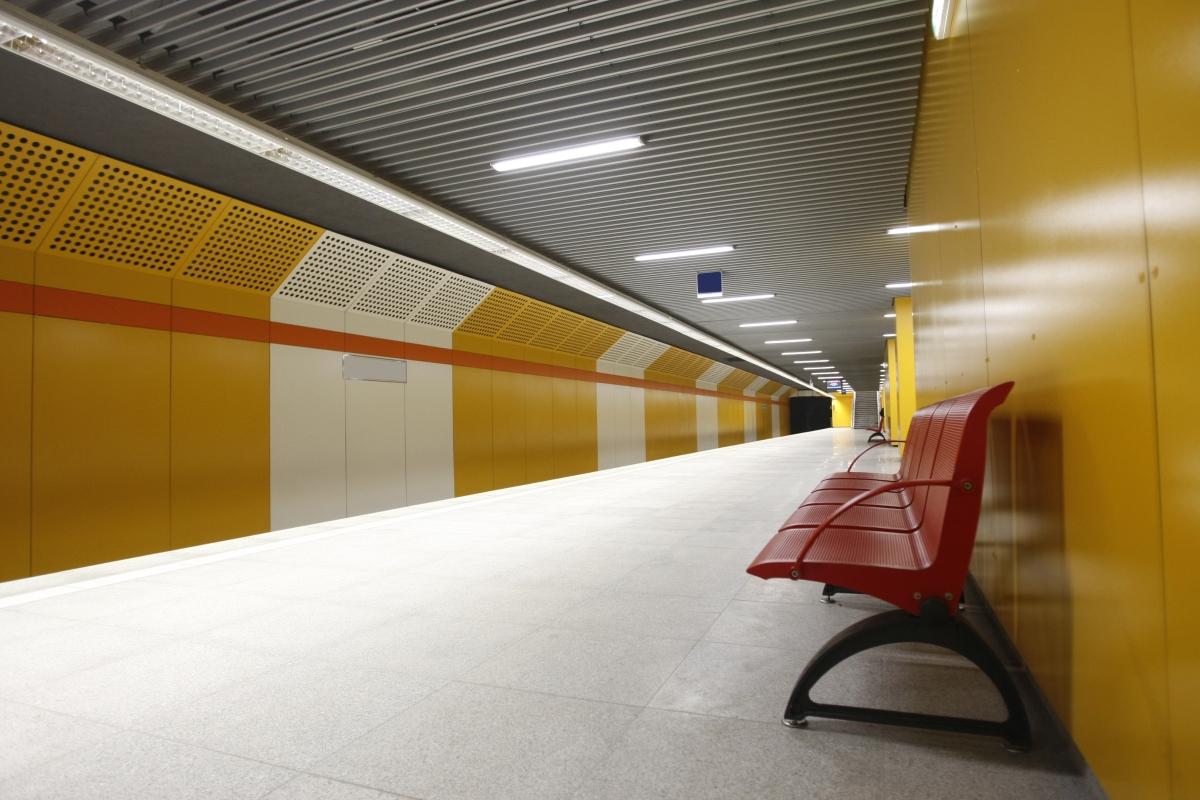 Hallways : SubwayStation