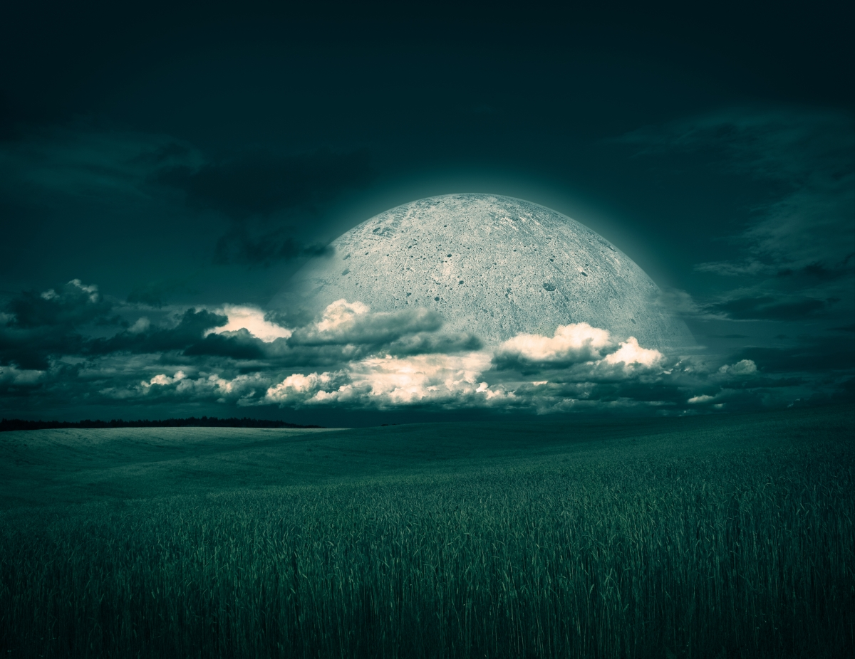 Fantasy Moonrise