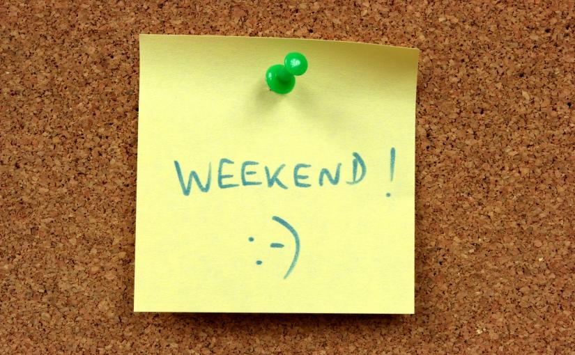 Weekend Limericks