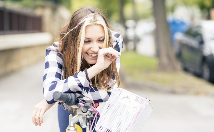 Snapshot: On Bikes