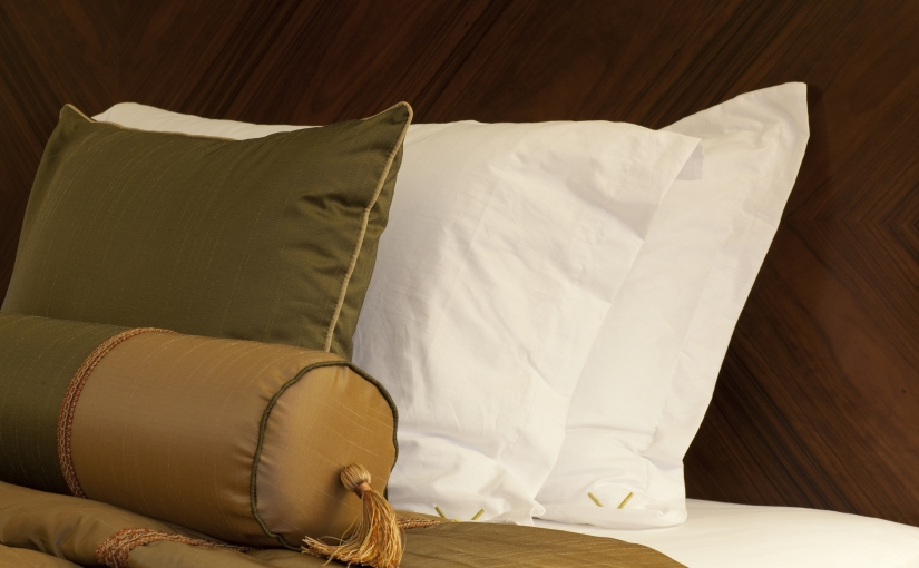 Inappropriate Poetic Subjects:Pillows