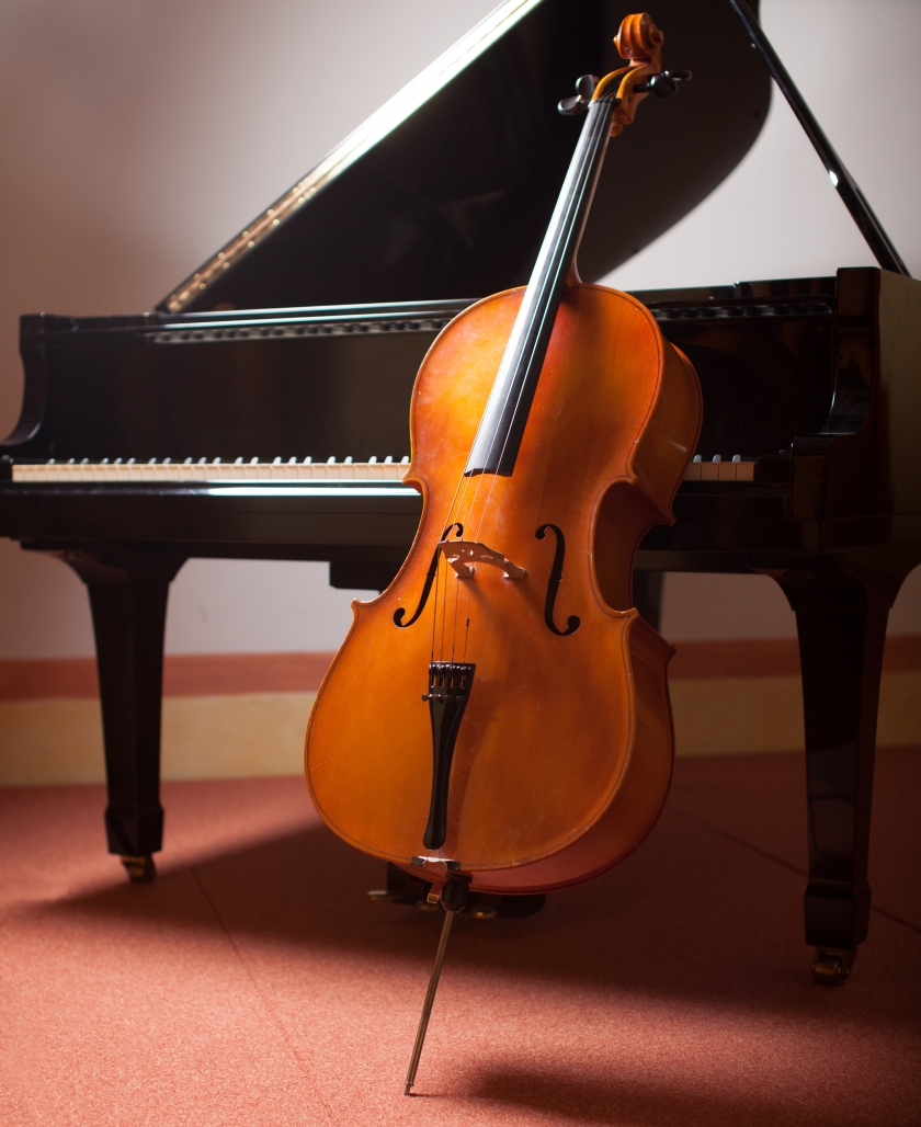 Cello and Piano