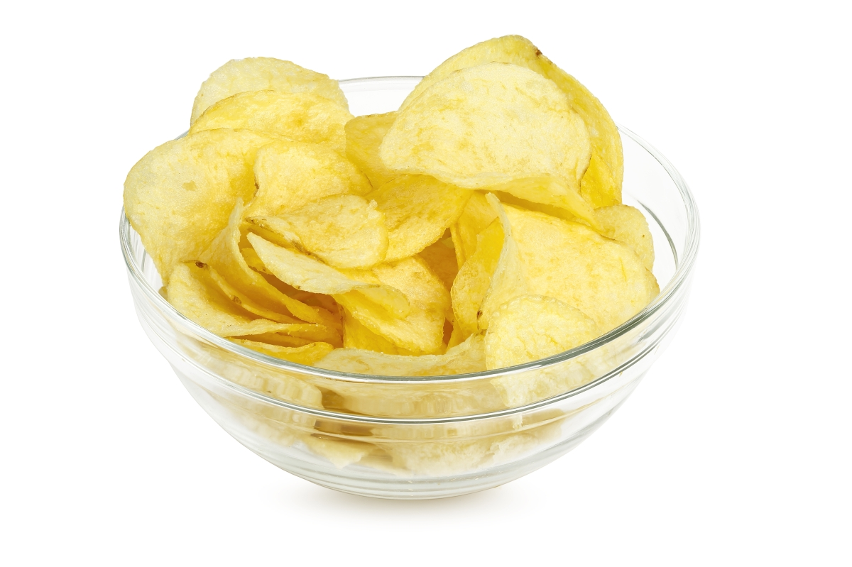 A Haiku on Potato Chips
