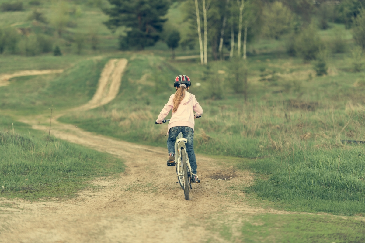 """""""Learning the Bicycle"""" by WyattPrunty"""