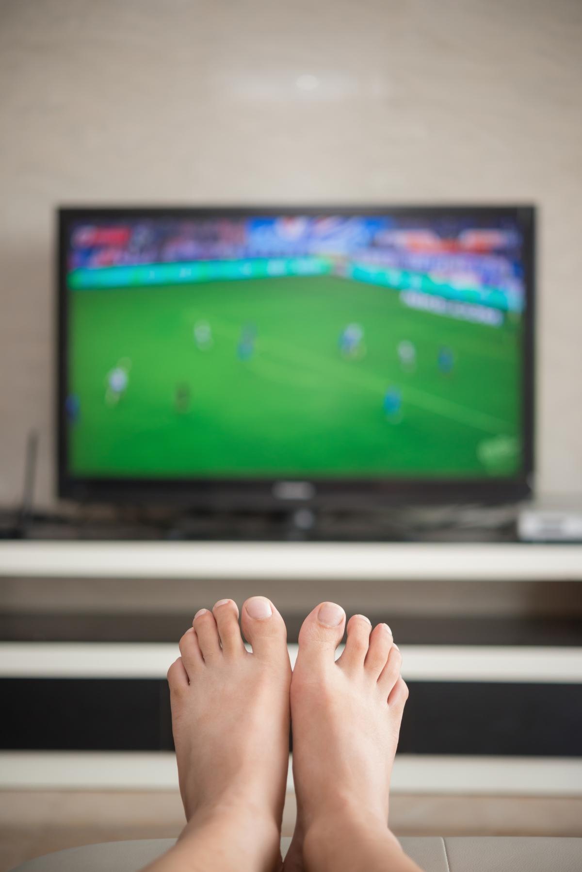 Watching Football
