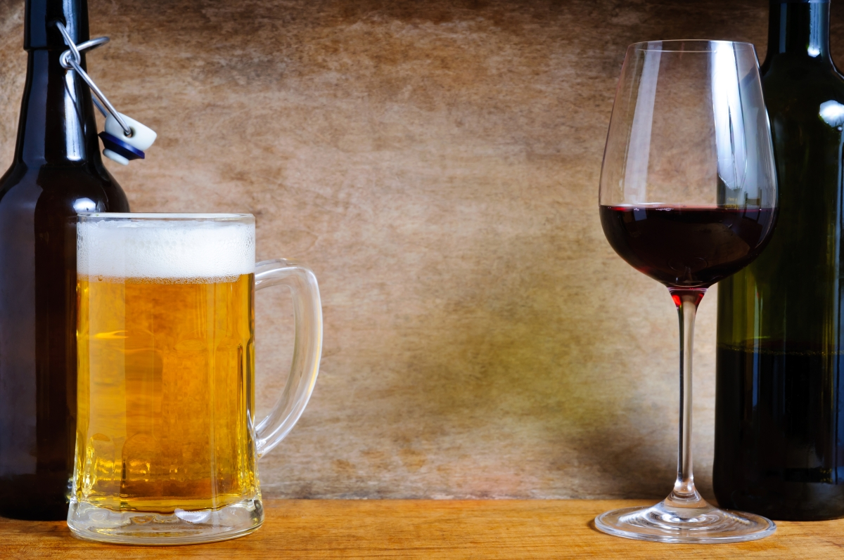 Common Thoughts #15 – Beer vs Wine