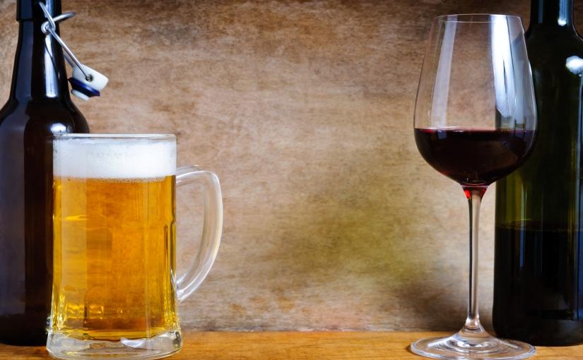 Common Thoughts #15 – Beer vsWine