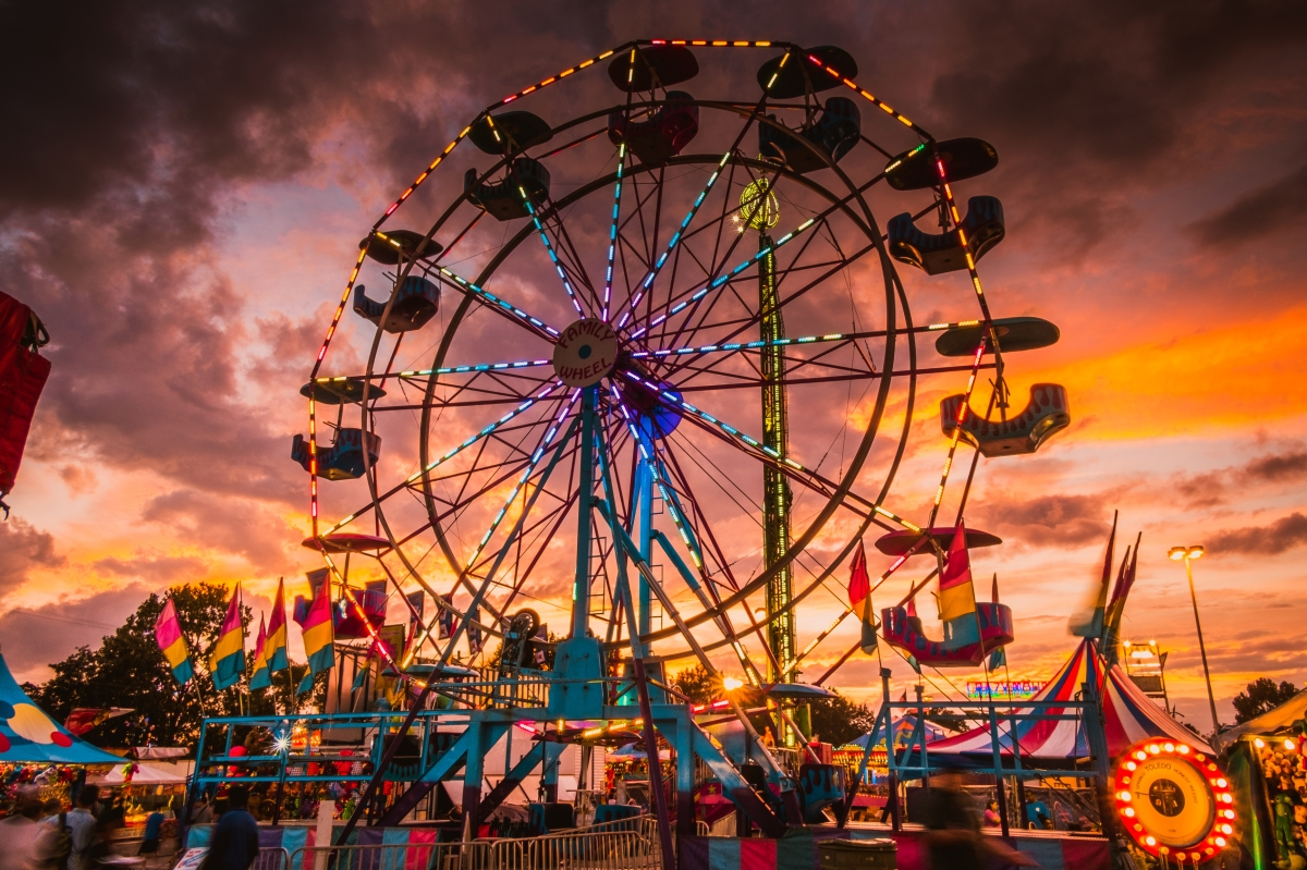 A Dating Memory –Carnival