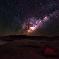 The Desert Stars