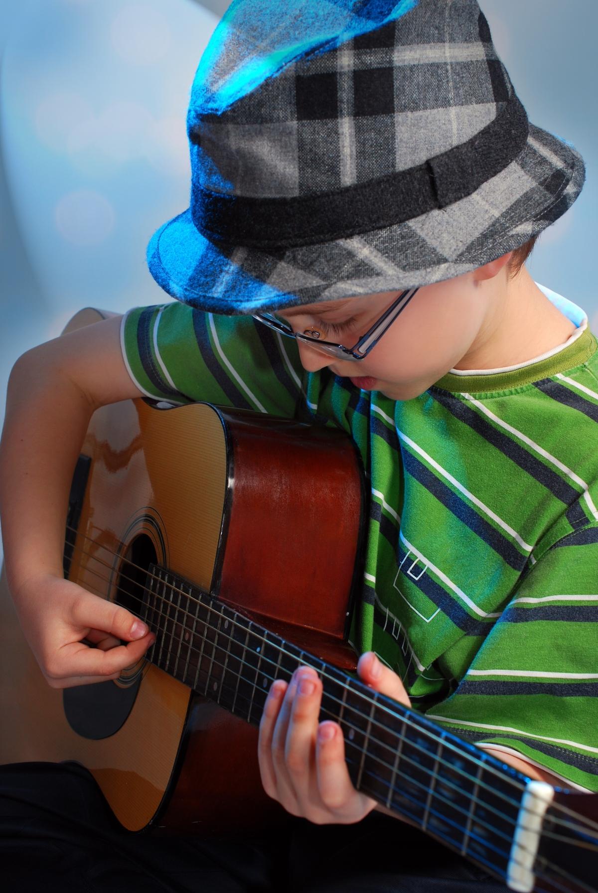 guitar schooling