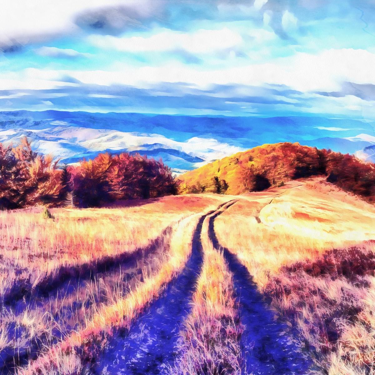 way off road