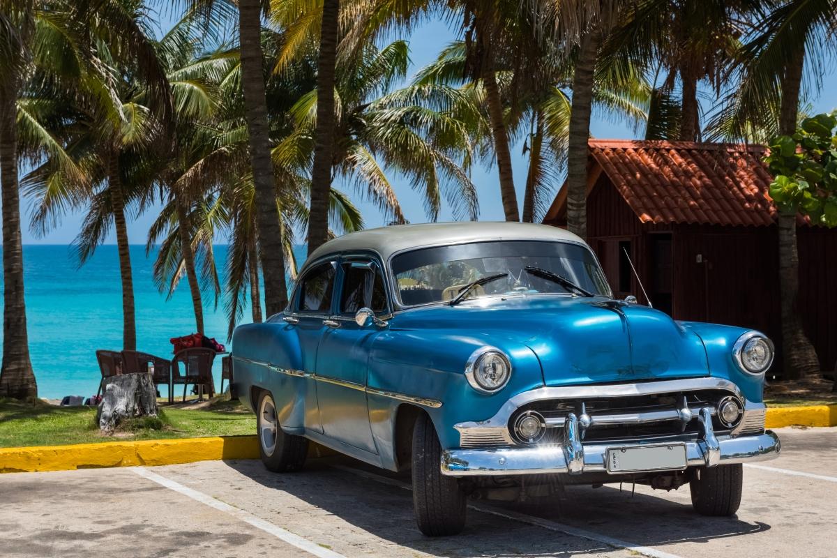 A Classic Car