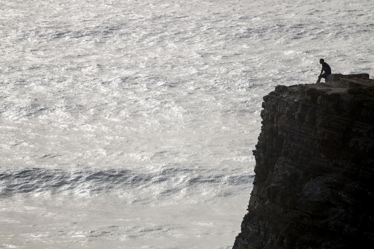The Cliffs ofDiogenes