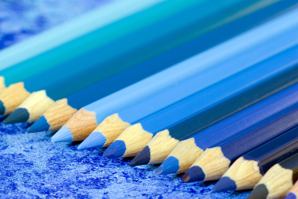 paronymous blue
