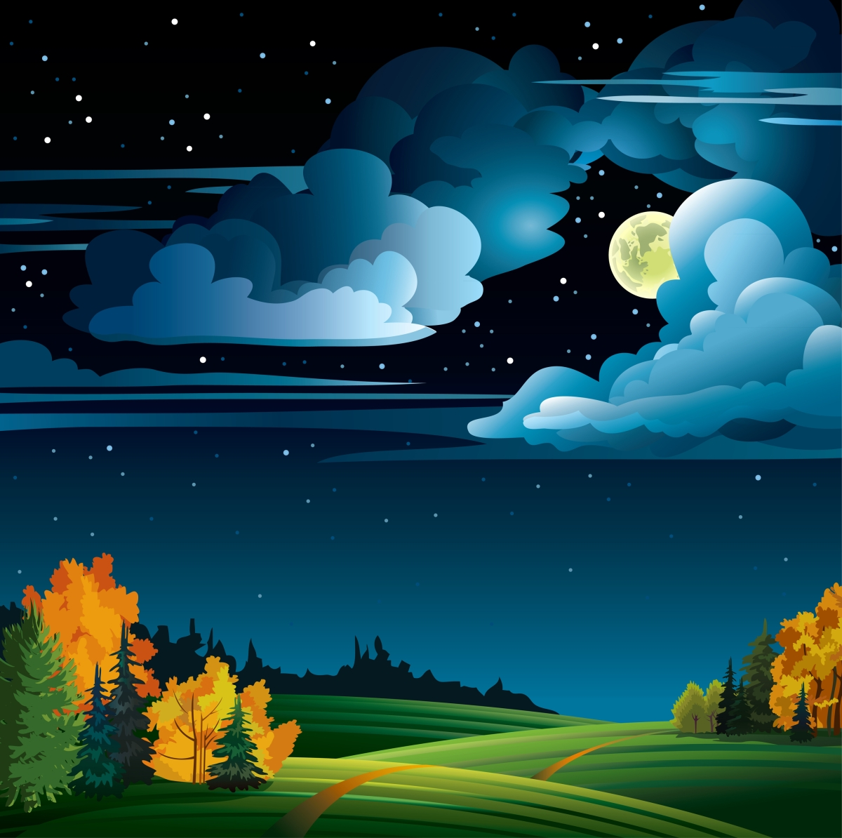 An Evening Pause