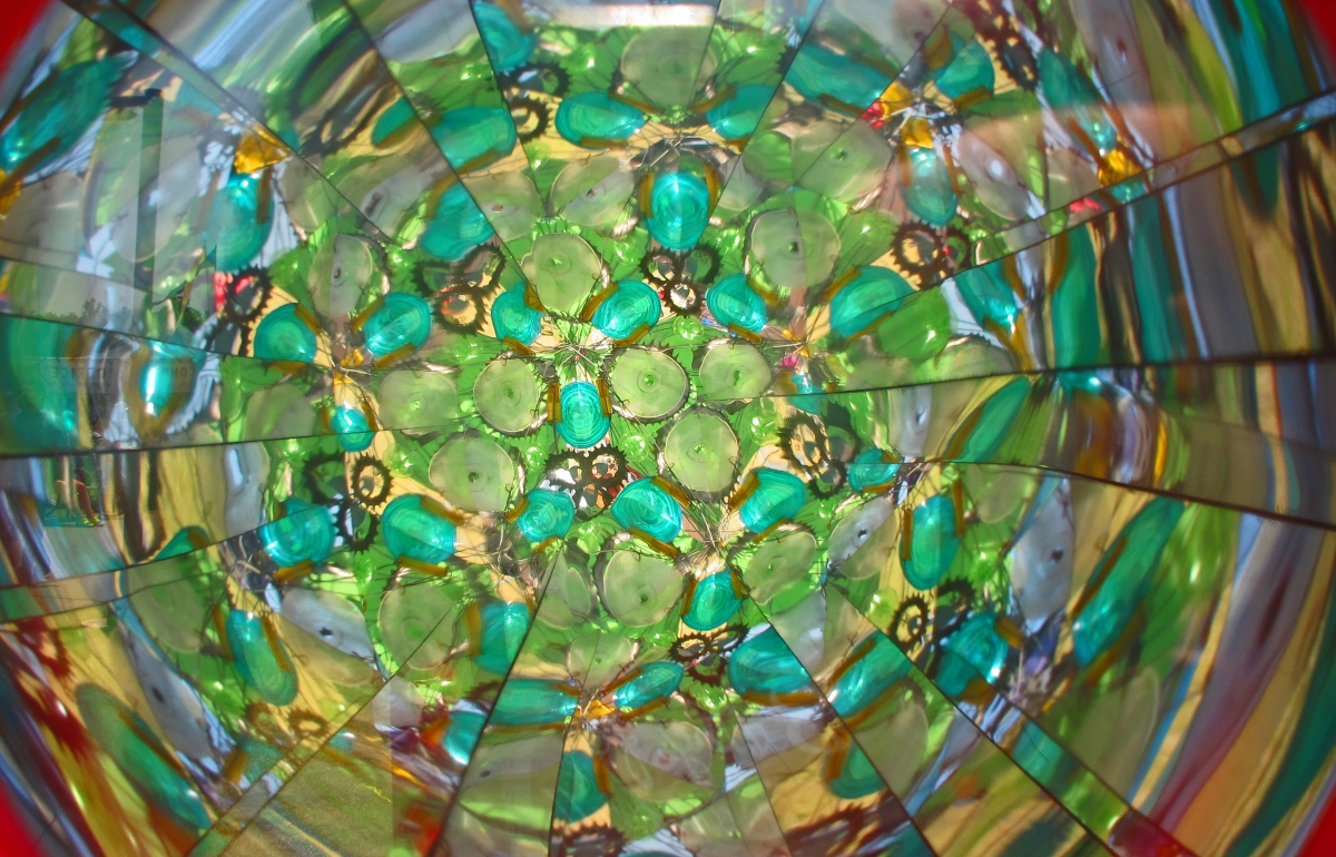 Kaleidoscopic Dizziness