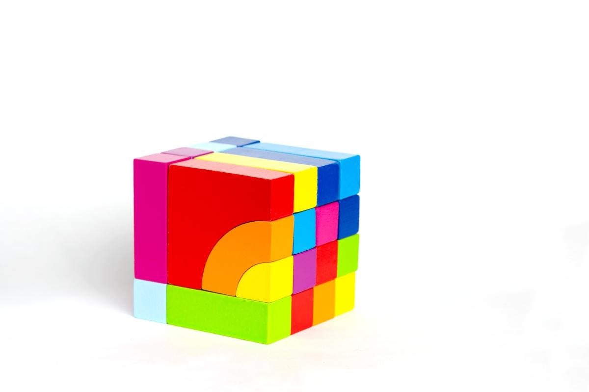 A Cube's AnElephant