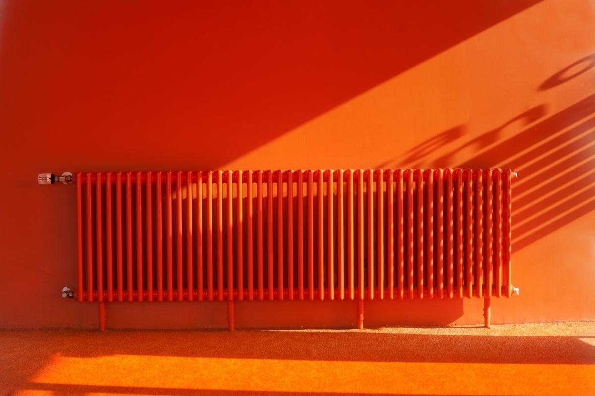 Orange Room